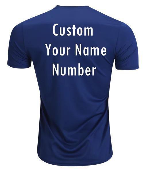 casa Numero Nome blu personalizzato