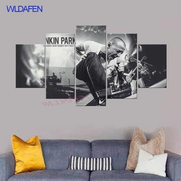 Linkin Park Rock Band Music Huge Giant Print POSTER Plakat