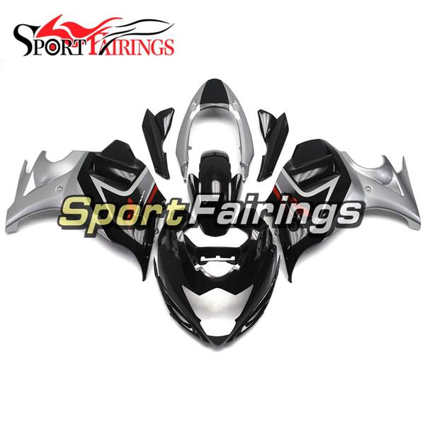 Juego completo de caretas para motocicletas ABS Plastics para Suzuki GSX650F Katana Año 2008 -2013 09 10 11 12 Juego de carenado Sportbikes Body Black