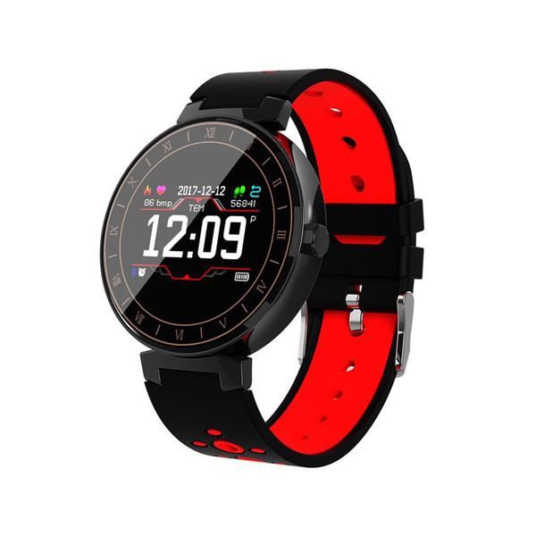 L8 Multi-sport Mode Smart Band Bluetooth Health Sleep Heart Rate Monitor Blood Pressure Fitness Tracker Smart Watch