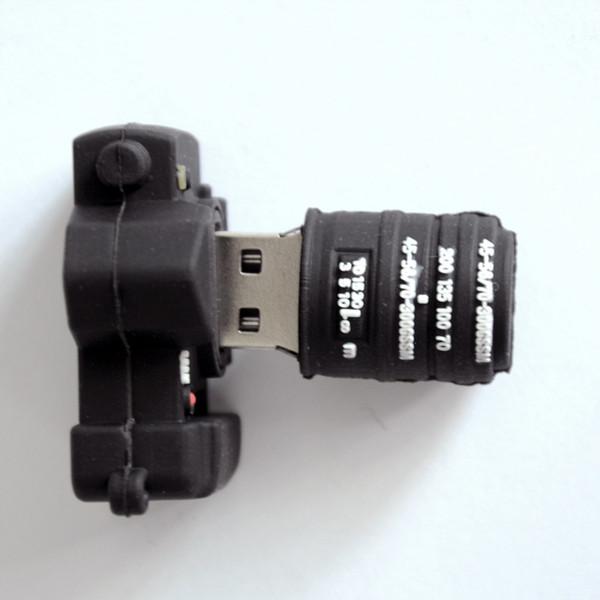 Новинка форма камеры 8 ГБ USB 2.0 флэш-накопитель флэш-памяти флэш-накопитель U диск u17