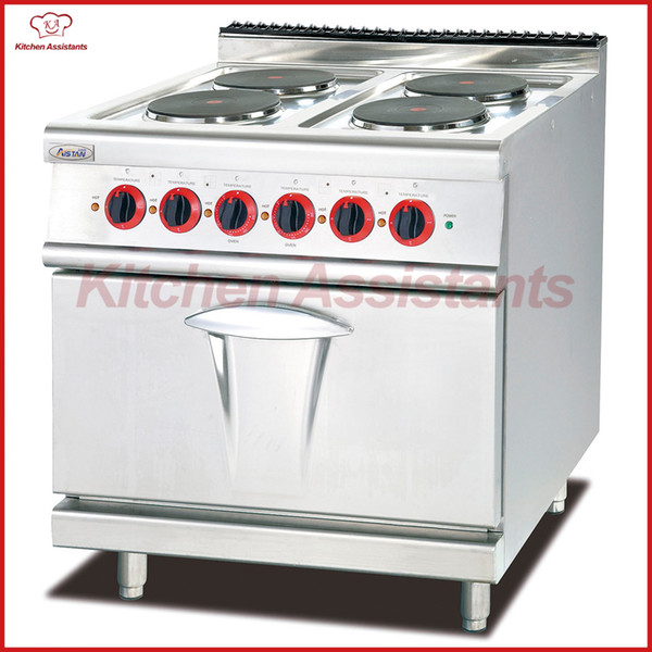 2019 EH887B Electric Range With 4 Hot Plate Combination With Oven For  Commercial Cooking Range From Aistan_kitchen, $2327.16 | DHgate.Com