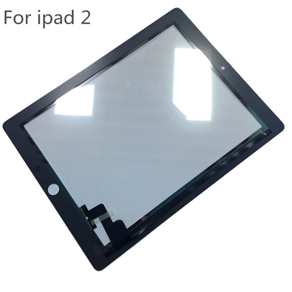 New Ipad 2 Touch Screen Glass Lens Assembly For Ipad Desire Ipad 2 DHL