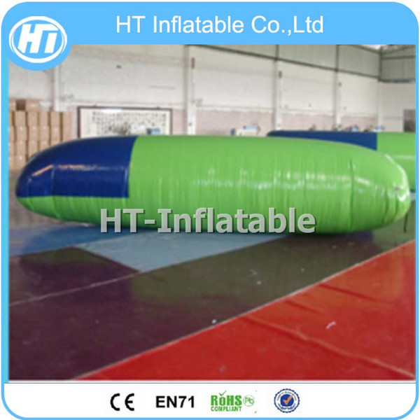 Free Shipping 6x2m Inflatable Water Catapult Blob, Inflatable Toy Inflatable Water Bag On Sale Free One Eletric Pump