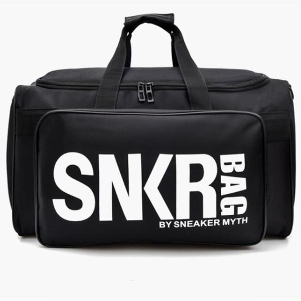 SNKR Ayakkabı Çanta Sayfalar Sacks Seyahat Çantaları Rahat Erkek Spor Çanta Tasarımcısı Büyük Kapasiteli Açık Paketleri