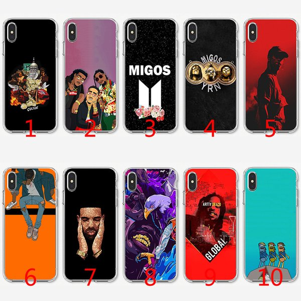 coque iphone 7 migos