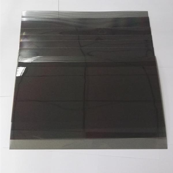 2pcs 30*20CM Horizontal 90 degree Linear Polarized Filters Sheet,Lcd Polarizer Film