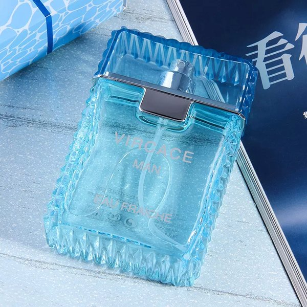 Fashion Men's Ocean Perfume Còlogne Fragrance Spray for Men 100ml/3.4fl.oz Eau De Toilette
