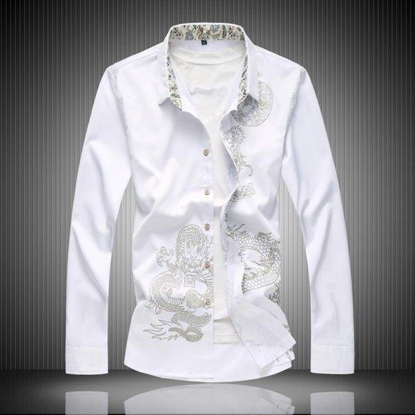 Erkek Gömlek Beyaz