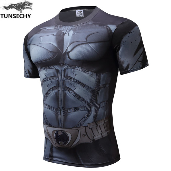 Fashion men's t-shirt cartoon Designed casual shirt superheroes Deadpool T shirt for men sleeves clothes for men and women