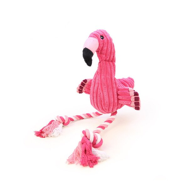 Wholesale Pet Dogs Puppy Chewing Toys Bird Shape Plush Toys Intelligence Develop Toys Pet Training Supplies Accessories