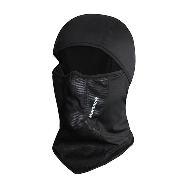 Winter Warm Cap Ski Face Mask Outdoor Sport Thermal Scarf Snowboard Hiking Motorcycle Hat Fleece Mask