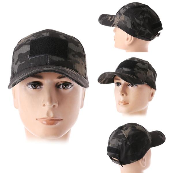 Tappi CP KLV 1PC tattico Camo Army Cap Cappello da baseball Patch digitale Deserto SWAT