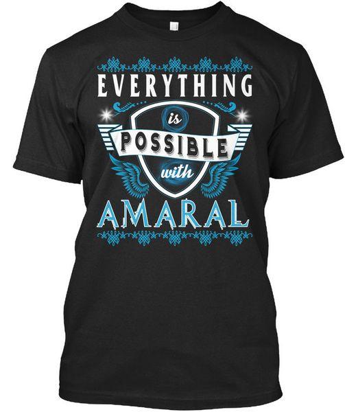 Her şey Amaral Stylisches T-Shirt T-shirt Erkekler Için Muhteşem Kısa Kollu Fan Ile Özel Artı Boyutu erkek T-Shirt