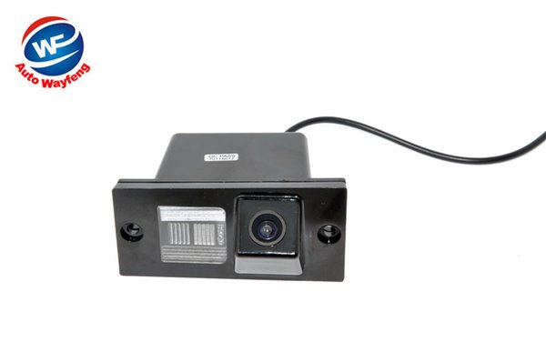 Auto Backup Rear View Parking Kit Camera CCD Car Reverse Car Rearview reversing parking camera For Hyundai H1 Starex iLOAD