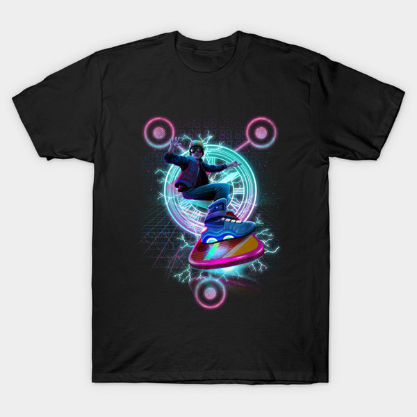 Hover board takes flight T-Shirt