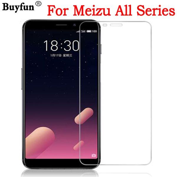 Para Meizu U10 Vidrio protector para Meizu M5 Nota M2 M3 M5 Nota U20 M3s M6s Protector de pantalla M 2 3 5 U 10 20 Caja de vidrio templado