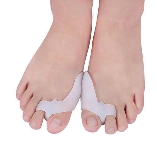 Big Toe мозолей Корректор Hallux Valgus Pro Ортопедические бандажи для ног Уход за Шинная Toe Выпрямитель Педикюр Инструмент Toes Protector