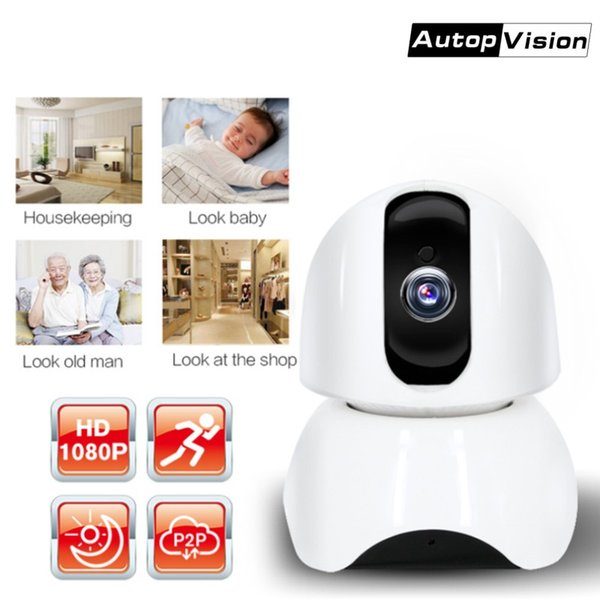 X3 1080P Wifi IP Camera 2.0MP 340 Degree Wireless Home Security PTZ robot CCTV Camera Baby Monitor with 433 security alarm