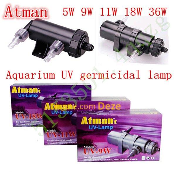 Ultravioleta 29 Filtro Clarificador LUZ Lámpara A86 Compre UV La Pecera 5 Acuario De De Deze Esterilizador NUEVA H Charca La Atman 36W Del 8000L pMSUzqV