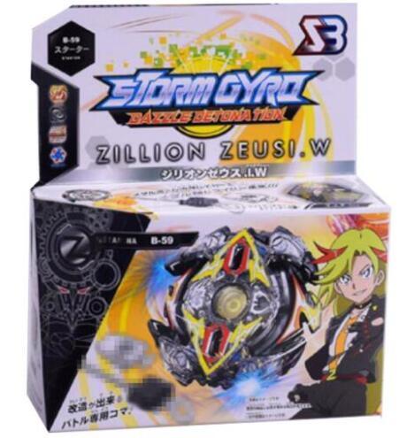 best selling Bayblade Burst Original Box with Launcher Battle Spinning Tops Set Bayblade Kids Spinner Burst Toys for Boys Birthday Gifts