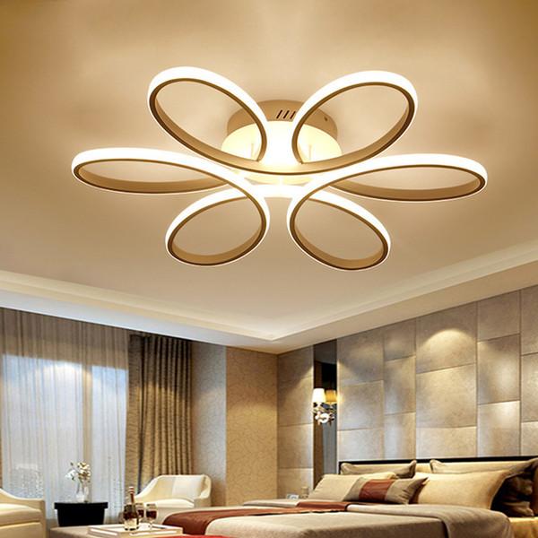 Großhandel Moderne Deckenleuchten LED Leuchten Indoor Home Küche Leuchten  Für Esszimmer Wohnzimmer Schlafzimmer Beleuchtung Lampara Techo Von Wyiyi,  ...