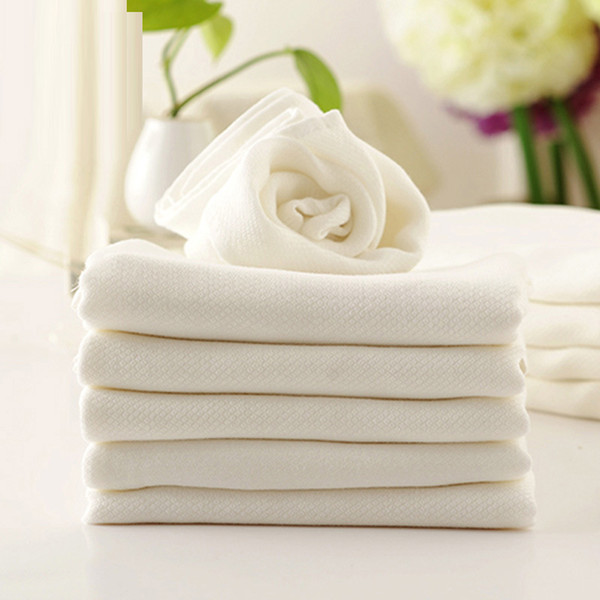 2018 new style New baby diaper Non fluorescent soft Absorbent Diapers Baby bamboo fiber gauze diapers All cotton washable meson cloth for mo