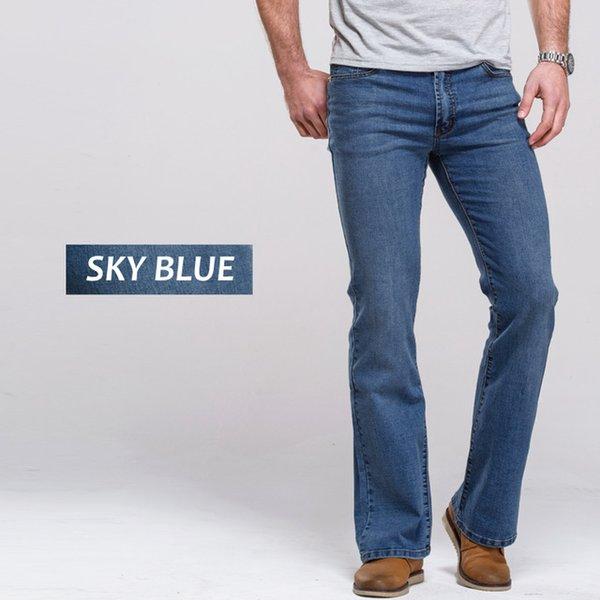Stretch Sky Blue