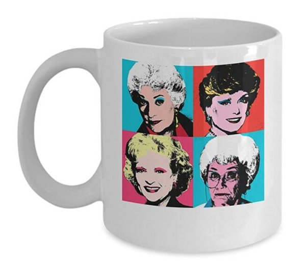 Golden Girls Crew - Golden Girls Coffee Mug Inspirado por Rose Blanche Dorothy y Sophia Is The Perfect Golden Girls Mug para la abuela