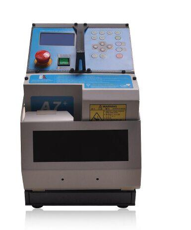 DHL Free Good quality Automatic Electronic MIRACLE-A7 Key Cutting Machine MIRACLE A7 Car Key