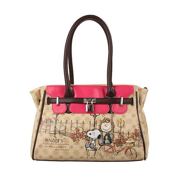 Free shipping Snoopy SNOOPY Ms. handbag cartoon spring and summer fashion shoulder bag female counter with the paragraph