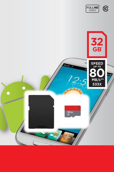 2018 Venta caliente teléfono Android 16 GB 32 GB 64 GB 128 GB Clase 10 Micro SD tarjeta microSDHC 256 GB microSD micro UHS-1 UHS-I U1 TF Tarjeta