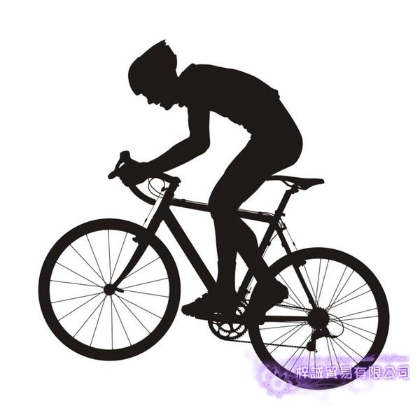 Großhandel Dctal Kinderzimmer Fahrrad Aufkleber Fahrrad Auto Aufkleber Poster Vinyl Wandtattoos Pegatina Dekor Wandbild Von Huweilan 2533 Auf