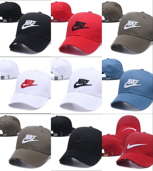 Großhandel hochwertige baseballmütze 100% baumwolle marke stickerei hüte für männer caps 6 panel schwarz snapback hut männer casquette visier gorra knochen