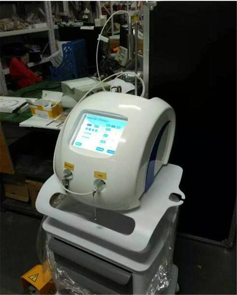 Örümcek damarlar için en iyi tedavi diyot lazer 980 mini vasküler kaldırma tedavisi varisli ven makinesi salon kullanımı
