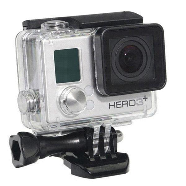 Suptig für Go Pro Zubehör für Gopro wasserdichte Gehäuse Case Mount Hero 3 plus für Gopro Hero3 + 3 4 Kamera-Montage