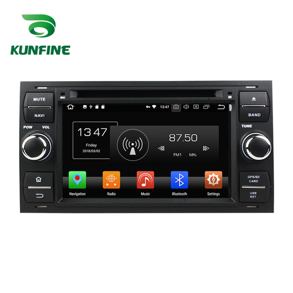 4GB RAM Android 8.0 Octa Core Car DVD GPS Player Navigation Stereo for FORD FOCUS/Mondeo/S-MAX/C-MAX/Galaxy/Fiesta Form/Fusion/Connect