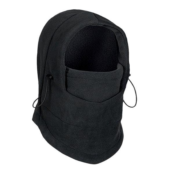 Neck Warmer Ski Hat Fleece Full Face Cover Mask Winter Wind Proof Cap