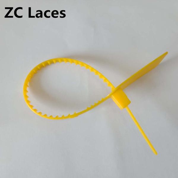 sarı zip kravat