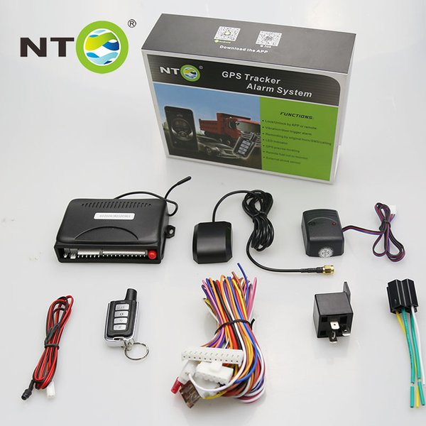 car gps tracking with gps gsm programmble for android vehicle security system with app google map alarm gps tracker platform software NTG03