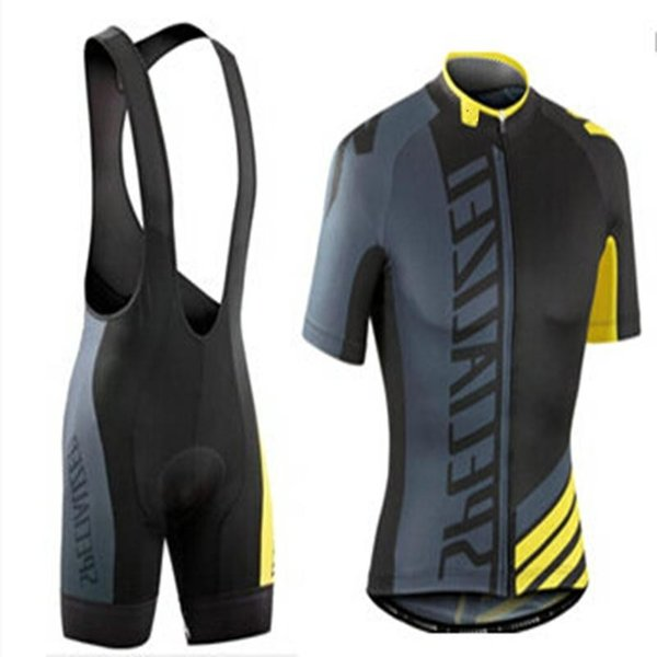 new arrive 2016 Cycling Jersey Set Short Sleeve cycling jersey With Padded Bib Trousers Ultra Breathable Bike Wear