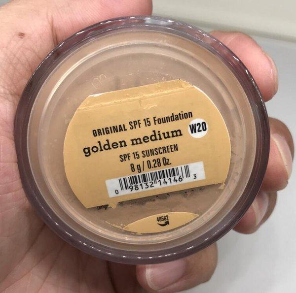 W20 goldenes Medium