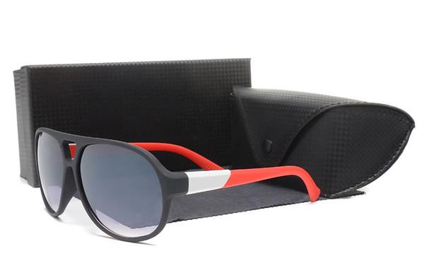 Free shipping sunglass men women designer sunglasses 7708 oversized popular round sun glass 100% uv protection polarized sun light glasses