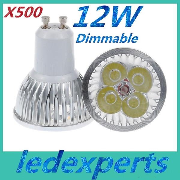 9W Dimmable LED Bulb 12W 15W Bulb Lights GU10/MR16/E27/E14/B22 LED Spotlights CREE Lights 3x3W Energy-saving Led Lighting Bulbs
