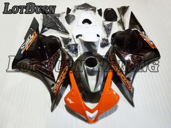 Moto Motorcycle Fairing Kit Fit For Honda CBR600RR CBR600 CBR 600 RR F5 2009 - 2012 09 - 12 ABS Plastic Fairings fairing-kit 08