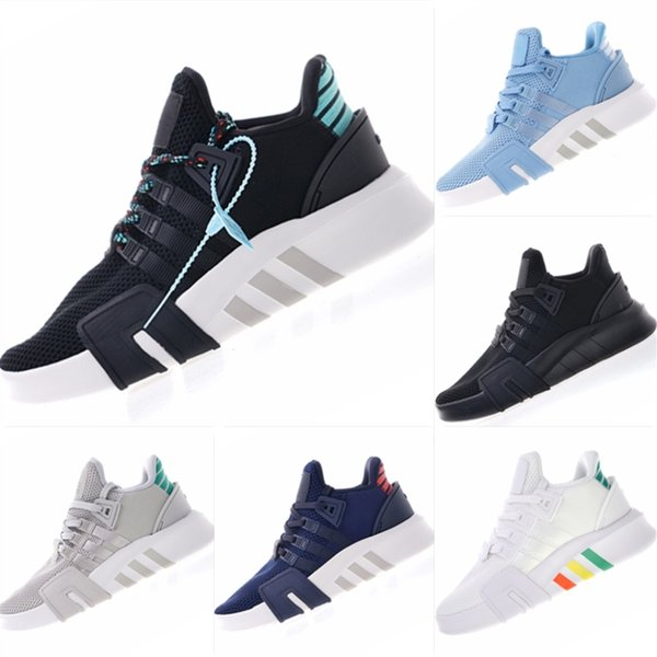 2018 new EQT Bask Support Future 93 17 Triple White black pink Mens women sport shoes Sneakers Running Knit Chaussures Designer Trainers