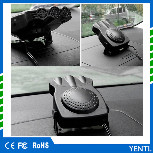 12V free shipping yentl dhgate wholesale price 150W Auto Car Heater Portable Heating Fan Windshield Defroster Demister dropship