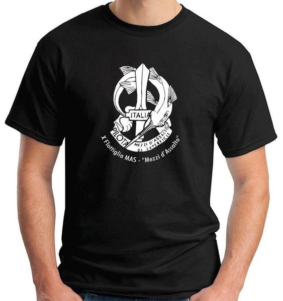 MAGLIA MAGLIETTA T-SHIRT UOMO MILITARE ESERCITO FLOTTIGLIA GUERRA MONDIALE T-shirt Imprimé Tee-shirt À L'été