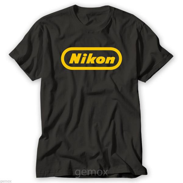 Vintage Nikon T-Shirt Sz S - 5XL
