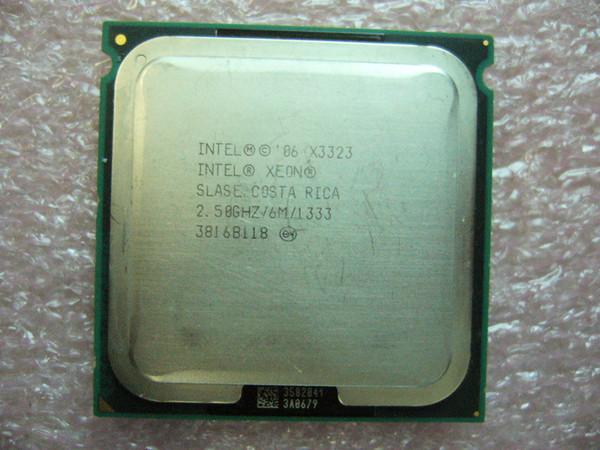 CANTIDAD 1x CPU Intel Xeon Quad Core X3323 2.50GHz / 6MB / 1333Mhz LGA771 SLASE SLBC5
